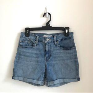Levi's jean short